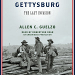 Gettysburg Last Invasion Book Cover