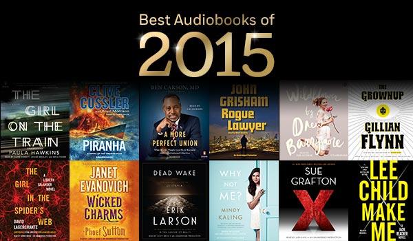 best audio books