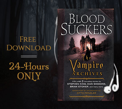 Bloodsuckers: Free Halloween Audiobook Giveaway | Penguin