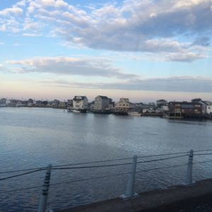 View of Broad Channel from the A train