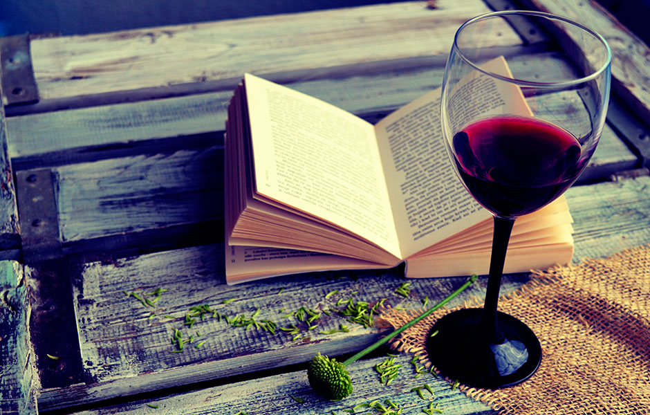 book club wine