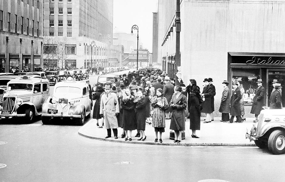 5th Avenue New York City history