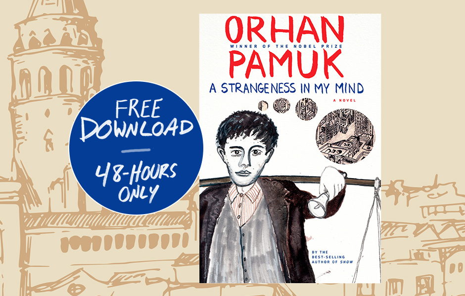 Free Audiobook – A Strangeness in My Mind