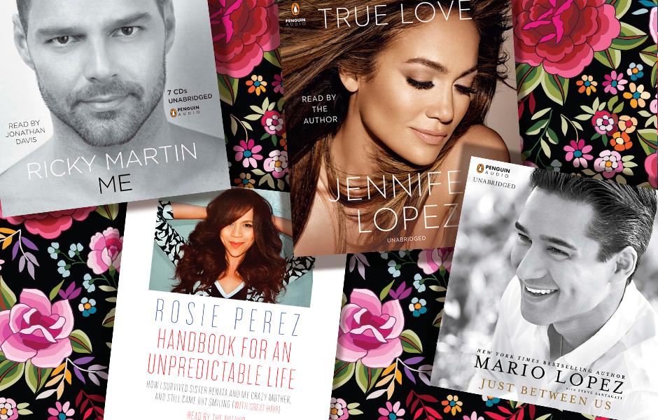 Hispanic Celebrity Memoir