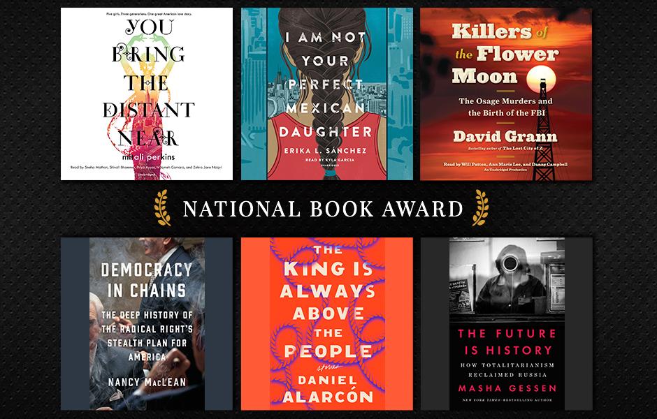 National Book Award Nominees