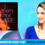 Karissa Vacker Bonfire audiobook