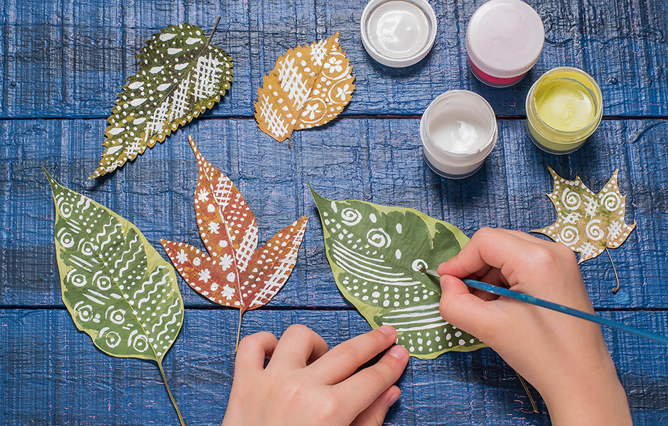 Fall Crafting