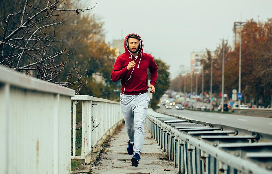 running listening