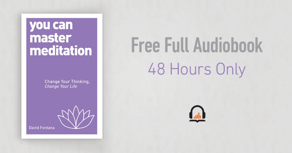 Free Audiobook – You Can Master Meditation