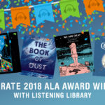 American Library Association Award Winners 2018