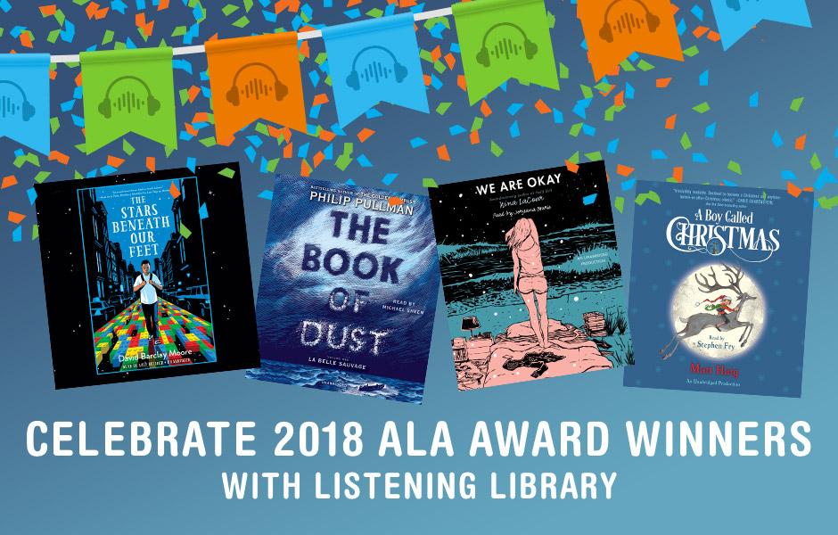American Library Association Award Winners 2018