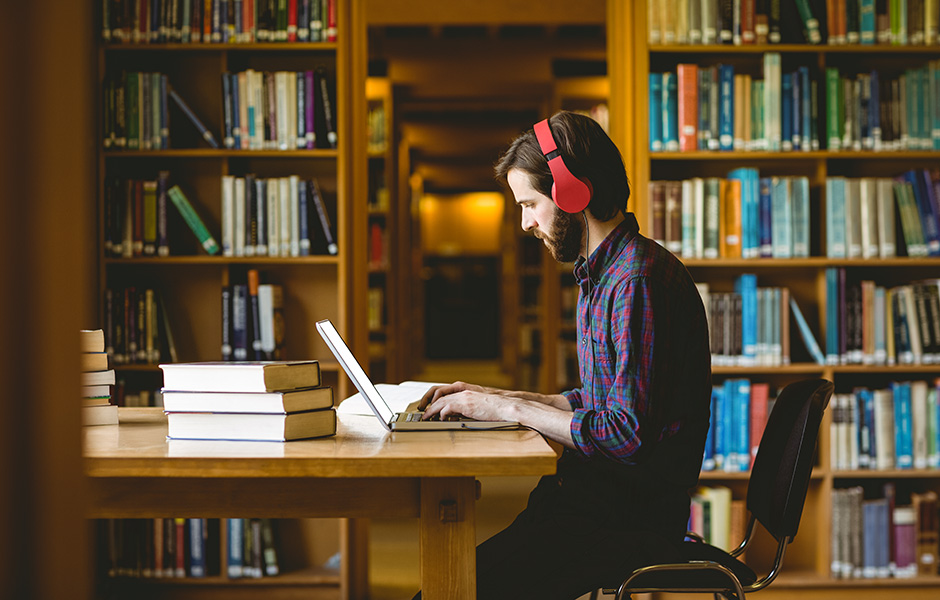 Library Listening