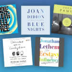 Literary Fiction Authors do Essays
