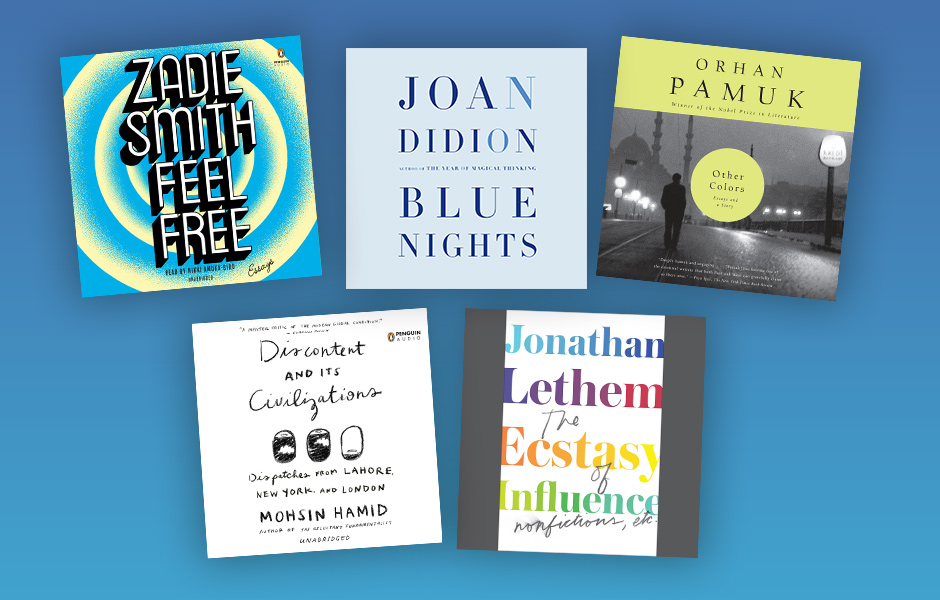Best craft essay collections fiction