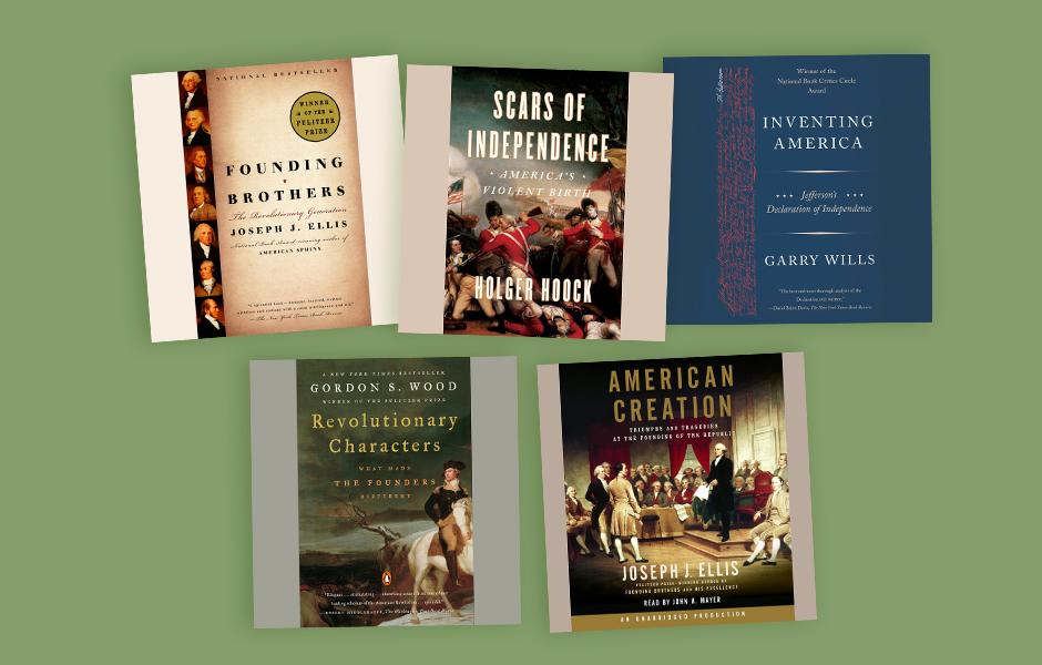 American Revolution Audiobooks