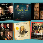 Founding Fathers biographies on audio