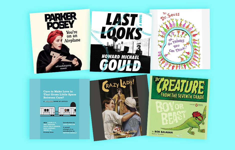 Audiobooks Featuring Actors from Christopher Guest Movies