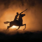 Fantasy Warrior Horse