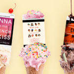 audiobooks in ice cream