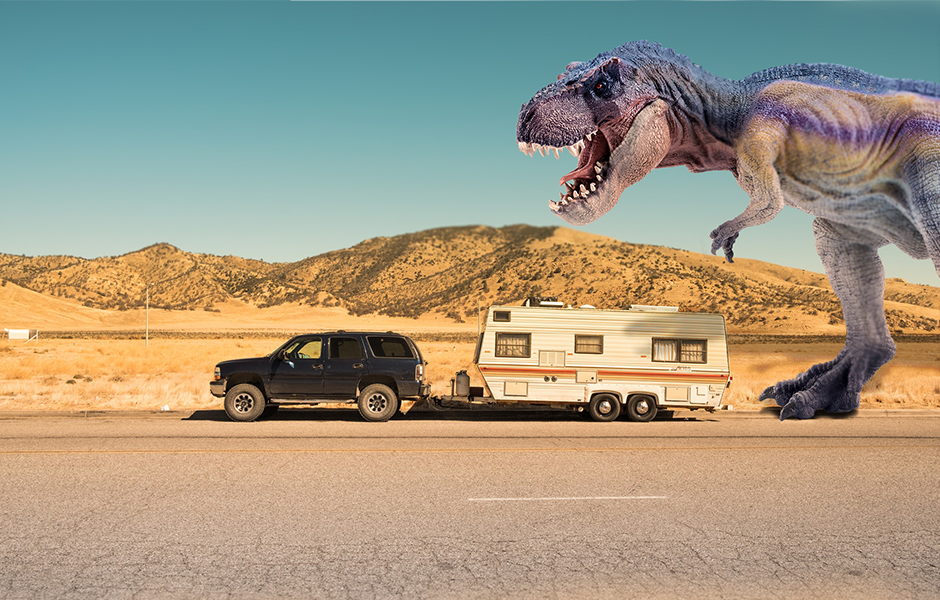 Dinosaur Road Trip Adventure