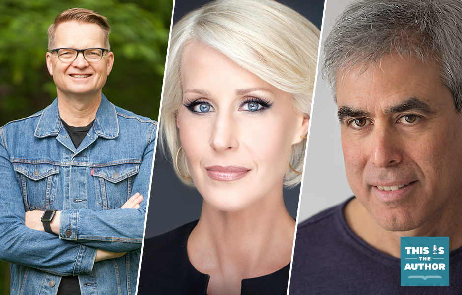 This is the Author Jonathan Haidt, former Scientologist Michelle LeClaire, and pastor Carey Nieuwof