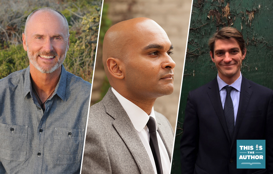 Chip Conley, Reihan Salam , Nick McDonell This is the Author