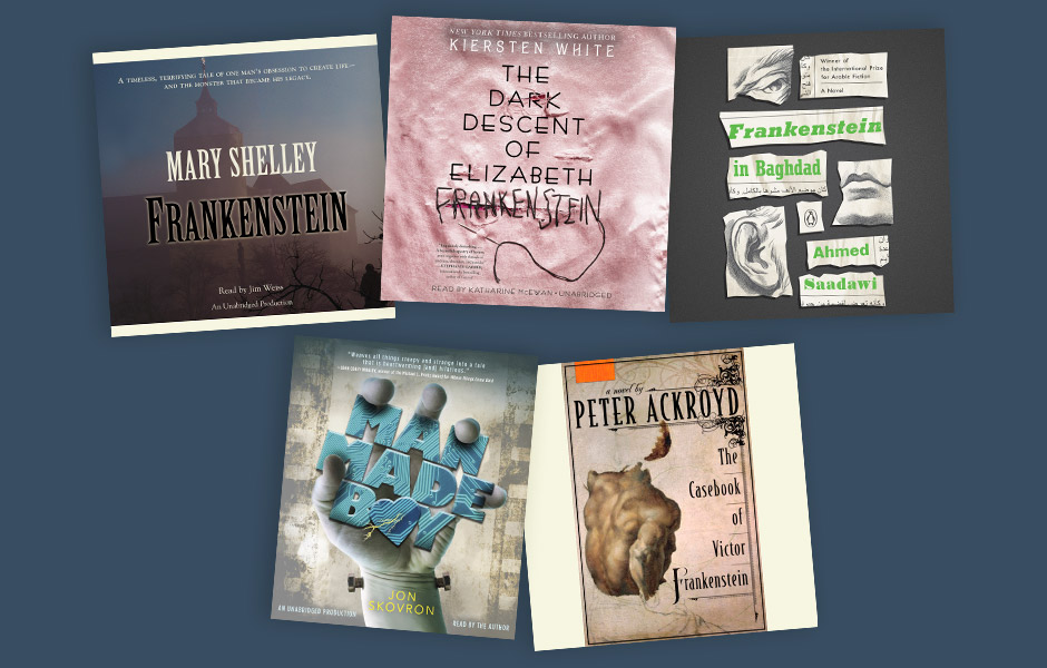 Frankenstein Adaptations for Halloween
