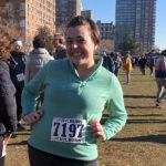 Heather running