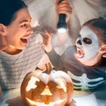 Halloween Spooky Stories on Audiobooks for Family Listening