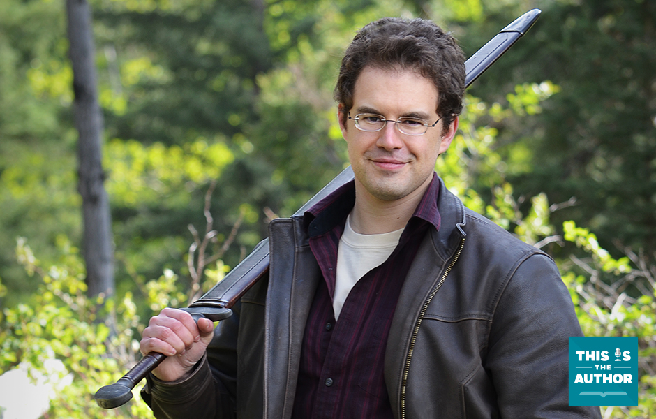 Christopher Paolini This is The Author
