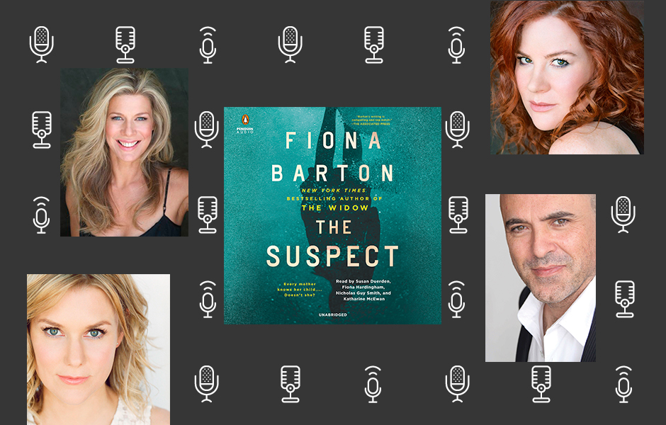 Meet the Cast of The Suspect