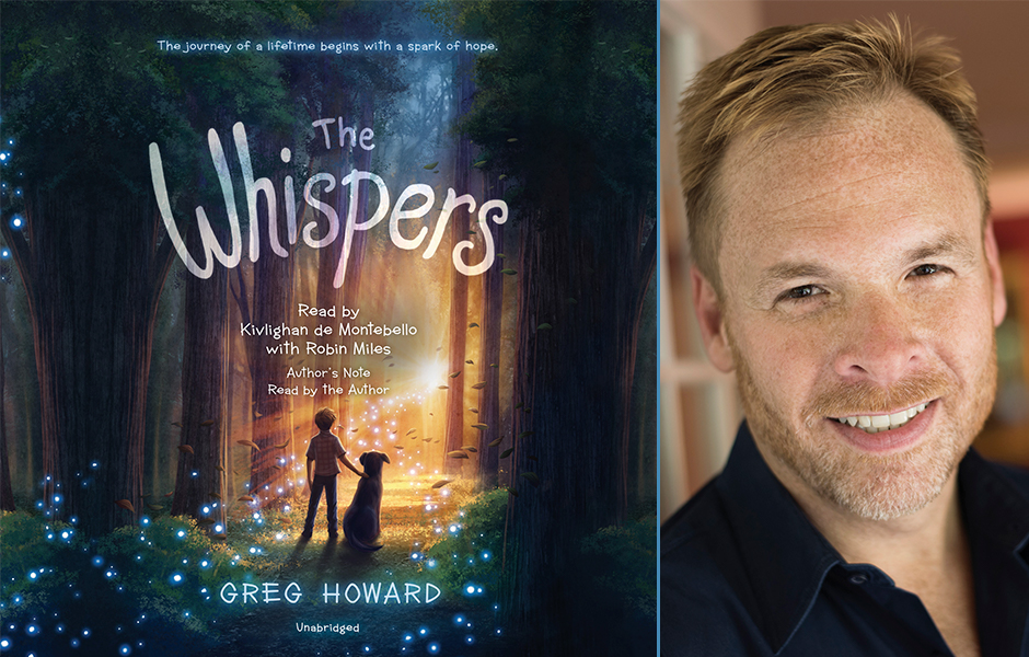 Greg Howard The Whispers