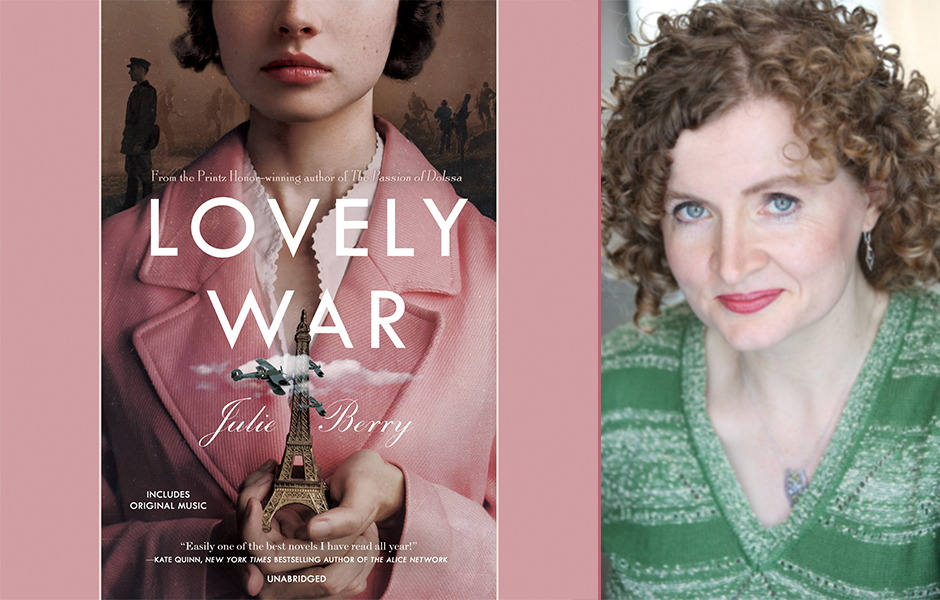 Lovely War Julie Berry