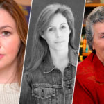 This Is the Author Amber Tamblyn, Laurie Halse Anderson, and Joan Chittister
