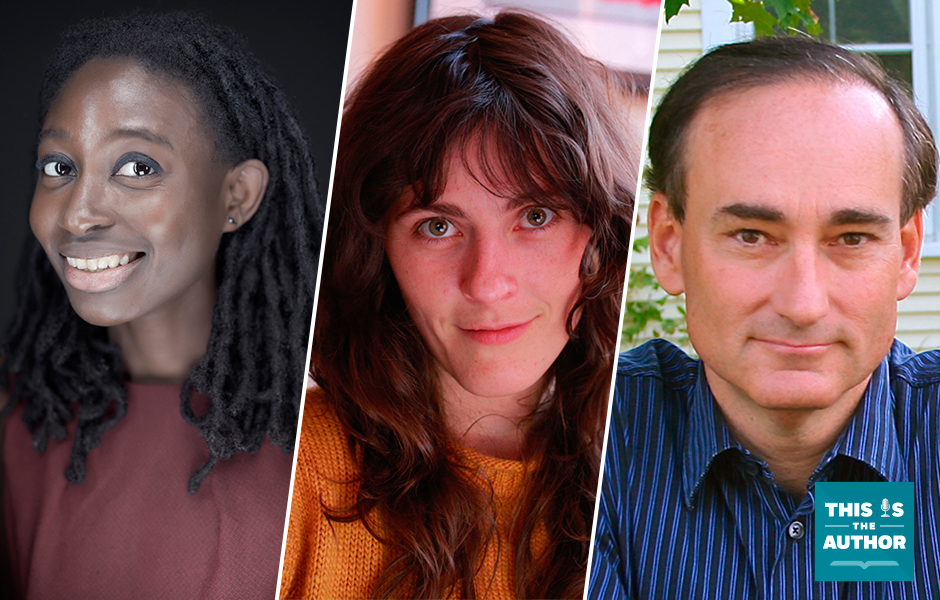 This Is the Author Helen Oyeyemi, Halle Butler, and Chris Bohjalian