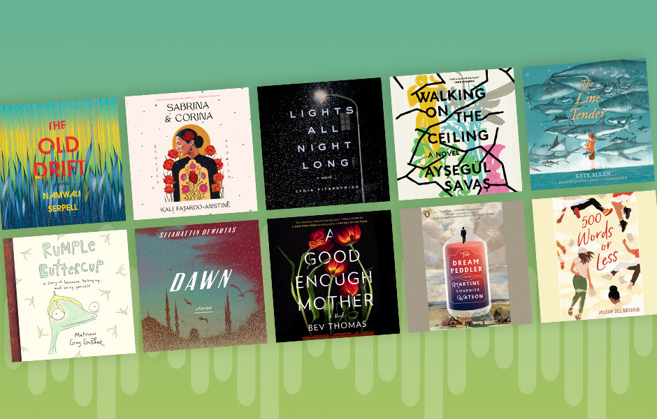 April 2019 Debut books