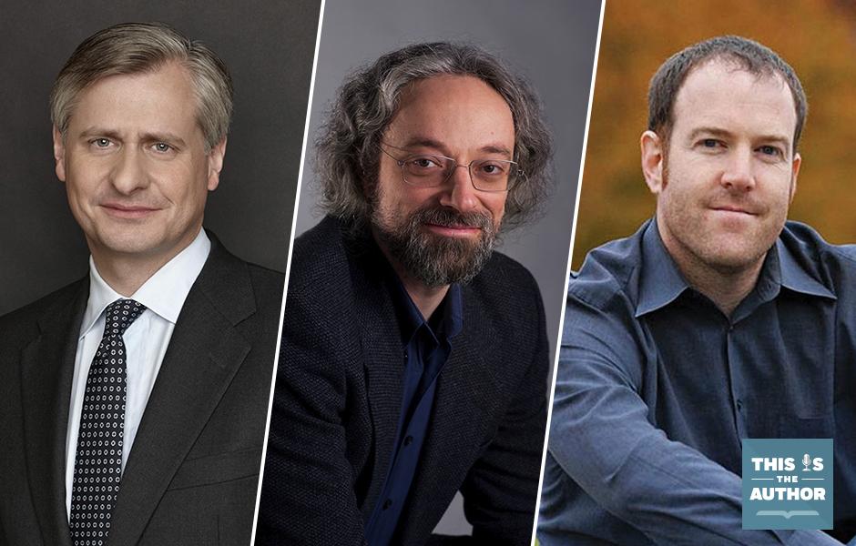 Jon Meacham, Matthew Stanley, and Steve Sheinken