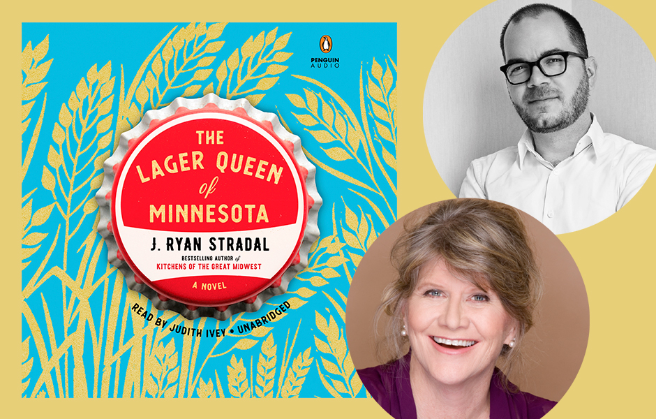 The Lager Queen Author and Narrator Feature