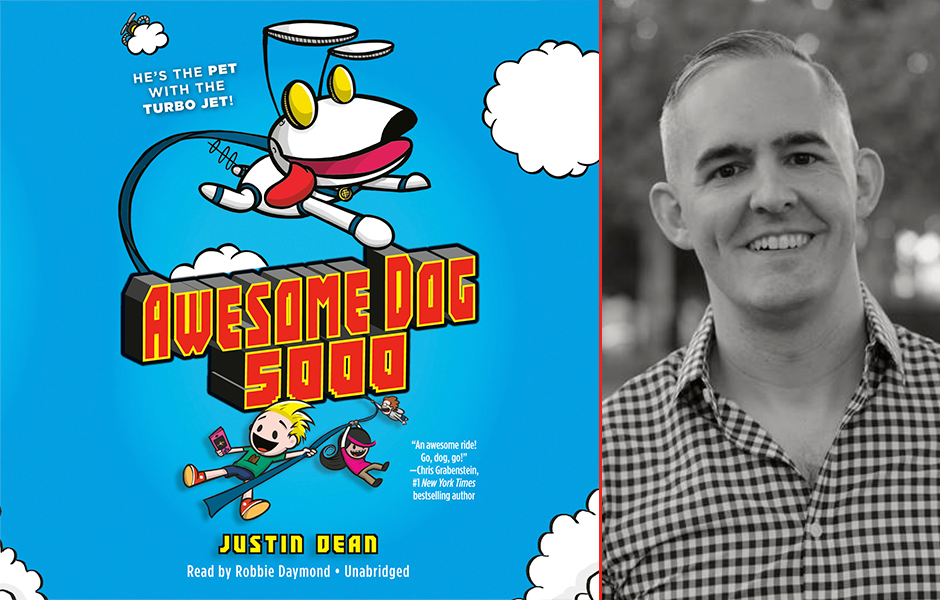 Awesome Dog Justin Dean