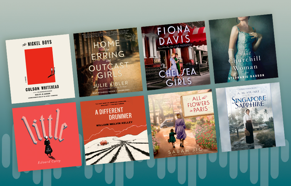Historical Fiction Audiobooks