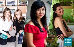 S4 E41: Danielle Weisberg & Carly Zakin, Kristy Shen, and Summer Rayne Oakes