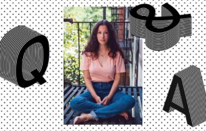 Q&A With Natasha Díaz, Author of <em>Color Me In</em>