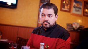 Nick Martorelli as Commander Riker