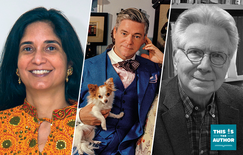 S4 E53: Padma Venkatraman, Peter McGough, and John Mauceri