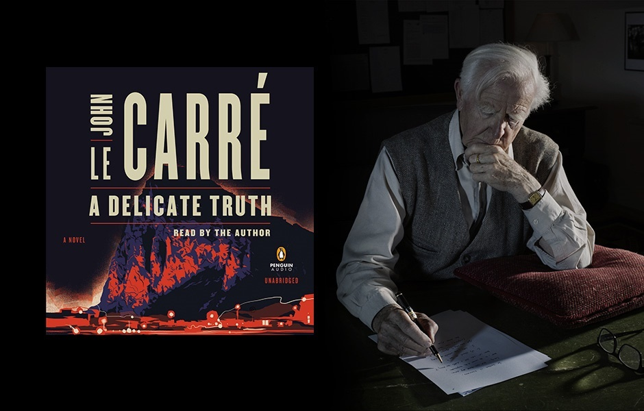 John le Carre Volumes Book Club Save the Date