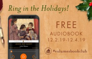 Don't Miss the Free Download of Our Volumes Book Club Pick: <em>Little Women</em> by Louisa May Alcott