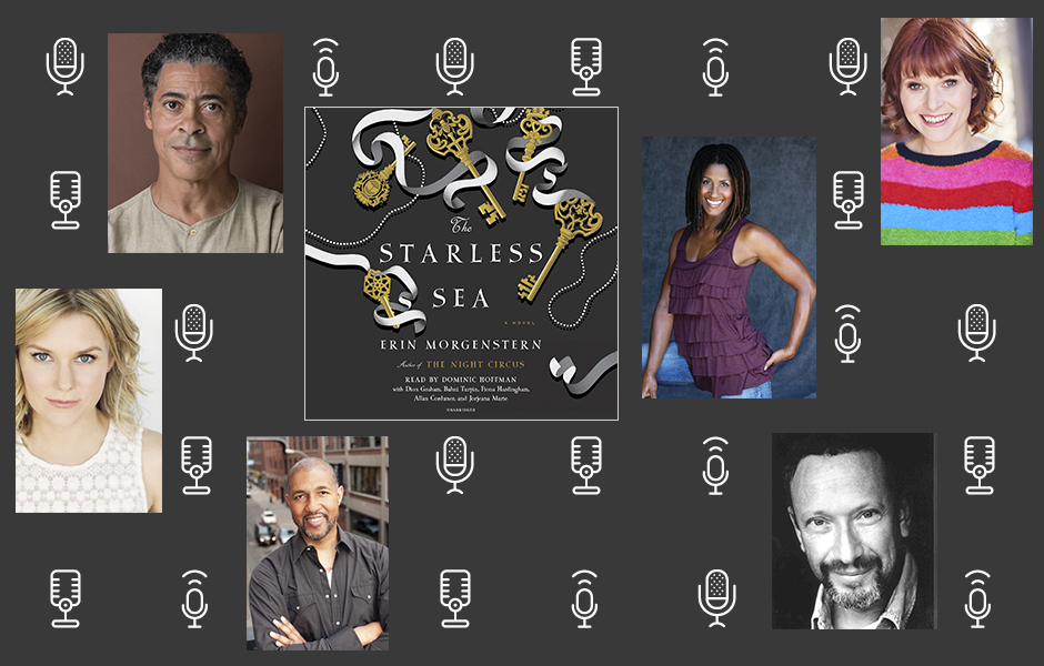 Meet the Cast Starless Sea
