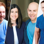 S4 E65: Adam Gidwitz, Adam Grant & Allison Sweet Grant, and John Cena