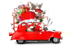 Travel Like a Boss Santa