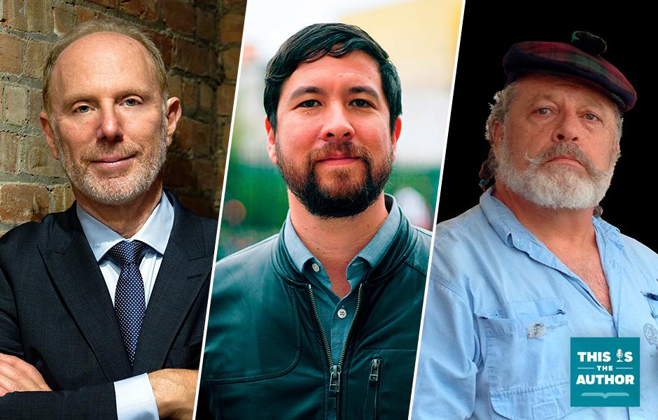 S4 E69_Kenneth Paul Rosenberg, Buster Benson, Jeff Lindsay